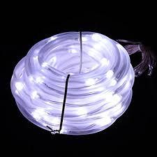 Outdoor V Lighting - jzhy 33ft led rgb solar lights waterproof 100 leds 1 2 v