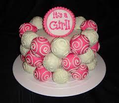 easy cakes for girls easy baby shower cake ideas for girls