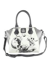 loungefly the nightmare before sketch bag topic