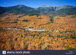 the appalachian mountain club at the base of mount washington in