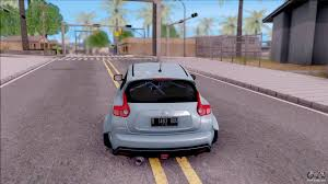 juke nismo trunk nissan juke nismo rs 2014 rocket bounny custom for gta san andreas