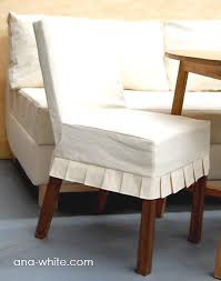 Office Chair Slipcover Pattern 20 Diy Slipcovers You Can Make Chair Slipcovers Ana White And