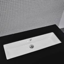 Bathroom Trough Sink Undermount by Trendir Home Decorating Trends Magazine Wood Finish Bathtub By