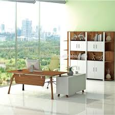 Upscale Home Office Furniture Office Furniture Modern Contemporary Office Desk Trendy Home