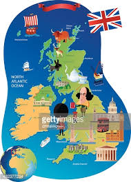 map of uk map of uk vector getty images
