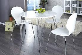 table de cuisine blanche table blanche de cuisine table de cuisine ronde table de cuisine