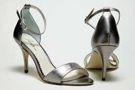 wedding shoes australia panache bridal shoes bridesmaid shoes charcoal