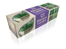 Indoor Herb Garden Kit Australia - unwins herb kitchen garden seed kit amazon co uk garden u0026 outdoors