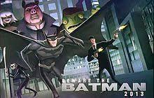 beware the batman wikipedia