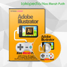 jual tutorial illustrator jual video tutorial mahir adobe illustrator bonus berlimpah