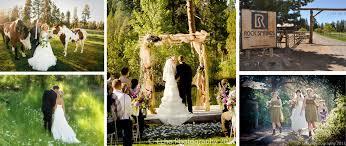 affordable wedding venues in oregon rock springs weddings bend oregon bend oregon wedding venue