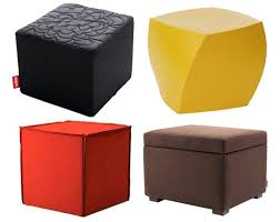 Ottoman Modern Fatboy The Avenue Block 249 Heller Frank Gehry Collection