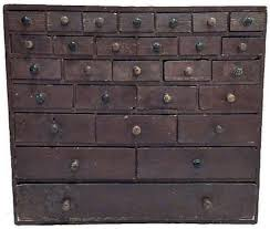 antique english apothecary chest studio lane at reposed ny