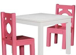 Kids Table And Chairs With Storage Buy Nino Kids Table Chair Set In White Pink Colour By Hastac 2011