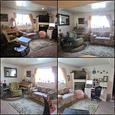 family room makeover with bassett furniture home maid simple