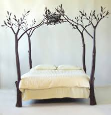 Tree Bed Frame 23 Amazing Tree Bed Frame Designs That Will Enchant You