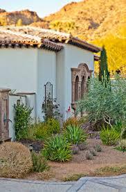 Tuscan Garden Decor Mediterranean Decor Landscape Mediterranean With Palm Trees