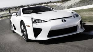lexus supercar sport lexus lfa news video lfa breaks glass 2010 top gear