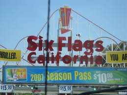 Season Pass Renewal Six Flags File Six Flag Magic Mountain California Jpg Wikimedia Commons
