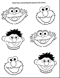 coloring pages appealing sesame street coloring pages elmo