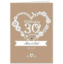 30 wedding anniversary 30th wedding anniversary quotes wishes messages and images
