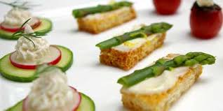 food canapes kitschy canapés recipes food canada