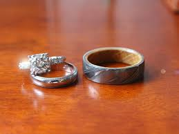 new york wedding bands my rings and s wedding band made from pappy winkle barrel