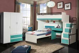 Bunk Bed For 3 Bunk Beds With Desk Smart 3 Bunk Bed Set For Small Space