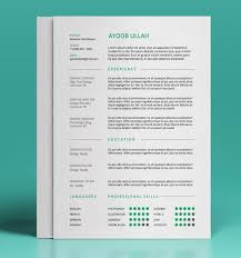 Free Html Resume Templates 85 Free Cv Indesign Resume Templates In Ai Html U0026 Psd Formats