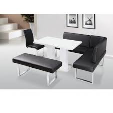 modular dining table and chairs high gloss dining tables