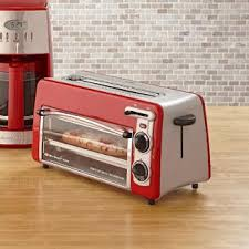 Red 2 Slice Toaster Hamilton Beach Brands Inc 22703 2 Slice Toastation Red