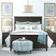 Chris Madden Bedroom Set by Vaughan Bassett Furniture Furniture Company Landscape Mirror
