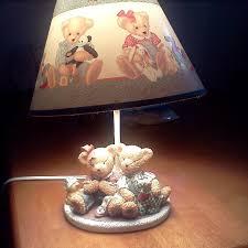 best blue jean teddy bear lamp for sale in abilene texas for 2017