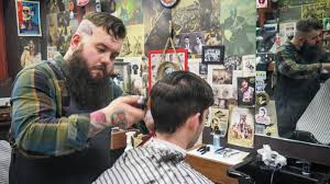 in moscow new barbershops trim away old notions of russian