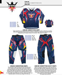 motocross bike gear mx gear men kid u2014 kini redbull kinirb kini rb