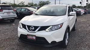 silver nissan rogue 2016 new 2017 nissan rogue sport sv chicago il western ave nissan