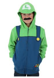 Hoodie Halloween Costumes Mario Luigi Halloween Costumes Halloweencostumes