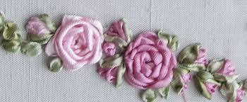 silk ribbon embroidery a taste of silk ribbon embroidery lorna bateman embroidery