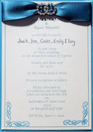 single card wedding invitations janet u0027s cards