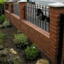 mityou com page 74 fencing cool brick wall fence designs home