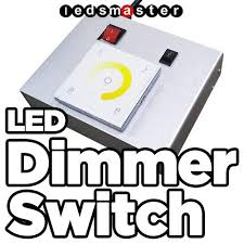 dimmer switch for halogen ls led lights dimmer switch