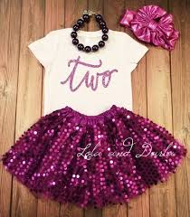 number two shirt purple sparkle t shirt for toddlers and