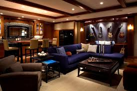 home theater essentials accessories fascinating custom man cave horror themed home