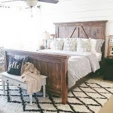 Bed Frames Diy King Bed Frame Plans Farmhouse Bed Pottery Barn by 260 Best Master Bedroom Tutorials Images On Pinterest Workshop