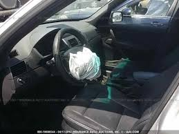 used bmw x3 air bags for sale