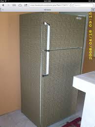 top of fridge storage fridge wallpaper online for diy refrigerator decor paneled give