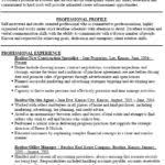 Real Estate Agent Resume Example by Real Estate Agent Resume Example Property Management Writing