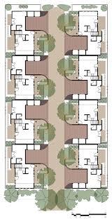 low rise medium density infill housing benjamin e nielsen