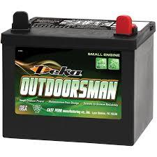 shop power equipment batteries at lowes com
