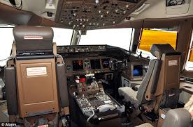Boeing 777 Interior Jet Airways Plane Dropped 5 000 Feet Because Co Pilot U0027fiddled